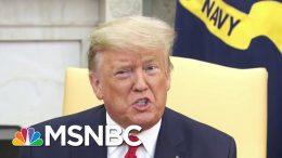 Holder Blasts AG Barr 'Abhorrent' Behavior, DOJ Official Warns Of 'Tuesday Night Massacre' | MSNBC 3