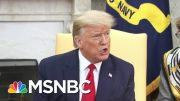 'Authoritarianism,' 'Cover Up': Trump Slammed For Using DOJ To Protect Convicted Aide | MSNBC 5