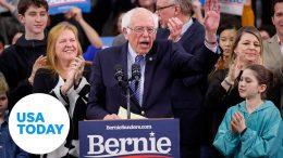 Bernie Sanders speaks at New Hampshire debate | USA TODAY 6