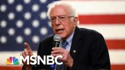 Sen. Bernie Sanders Leads Iowa Poll Going Into Caucus Day | Morning Joe | MSNBC 3
