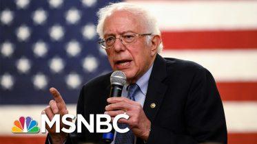 Sen. Bernie Sanders Leads Iowa Poll Going Into Caucus Day | Morning Joe | MSNBC 6