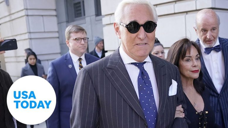 Roger Stone: Prosecutors quit case against President Trump's ally | USA TODAY 1