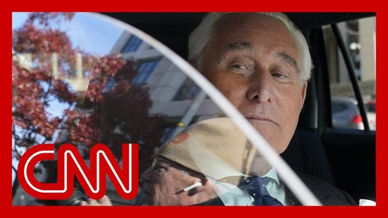 CNN fact-checks false claims Trump made defending Roger Stone 1