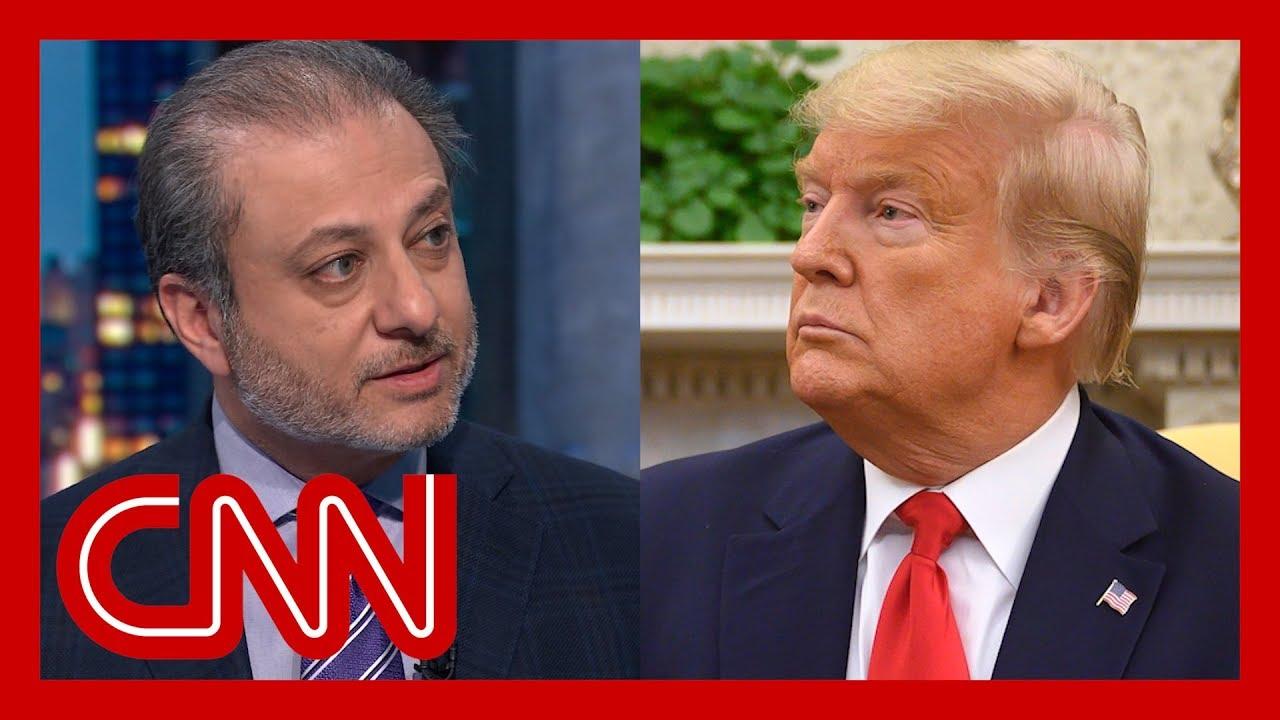 Preet Bharara sounds the alarm on Donald Trump's move 5