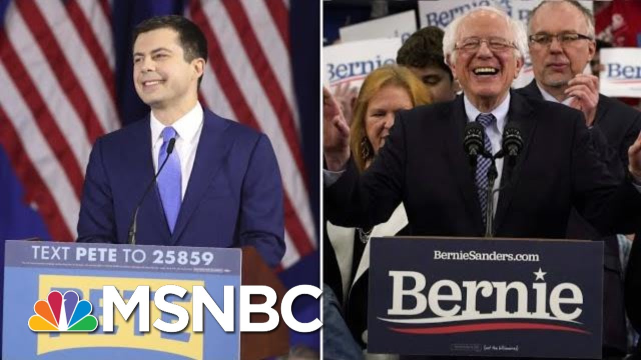 Iowa And New Hampshire Leave Democrats Without A Clear Frontrunner   The 11th Hour   MSNBC 3