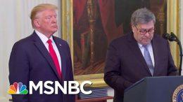 Sen. Richard Blumenthal: Trump's Revenge Is A Crisis | The Last Word | MSNBC 8
