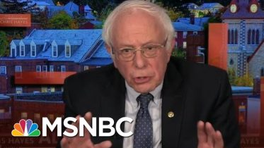 Bernie Sanders On His Big Win In New Hampshire | All In | MSNBC 6