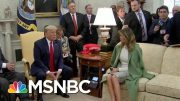 Trump Defends Stone, Attacks Judges And Prosecutors | Morning Joe | MSNBC 3