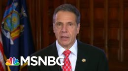 Gov. Andrew Cuomo Slams Trusted Traveler Ban: 'It's Not About Safety' | Morning Joe | MSNBC 9