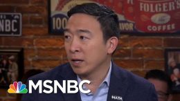 Andrew Yang: 'I Am Better At The Internet' Than Donald Trump | Morning Joe | MSNBC 6
