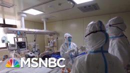 CDC Confirms 15th Coronavirus Case In U.S. | Hallie Jackson | MSNBC 6