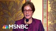 Maddow: With The Rule Of Law Failing Under Trump, Just Diagnosing The Problem Isn't Enough | MSNBC 3