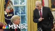 For Former Trump Officials, Better Late Than Never? | MTP Daily | MSNBC 5