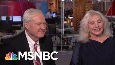 Chris Matthews Condemns Half-Truths In The Trump Era, Blondie's Debbie Harry Defines 'Cool'   MSNBC 6