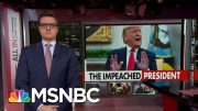 Chris Hayes: We Need To Hear From More Former White House Staffers | All In | MSNBC 5