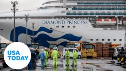 A look inside the Diamond Princess cruise ship quarantined by coronavirus | USA TODAY 2
