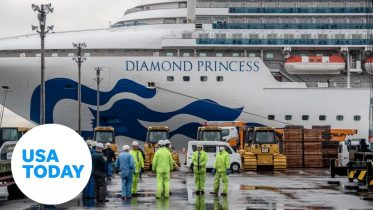 A look inside the Diamond Princess cruise ship quarantined by coronavirus | USA TODAY 6