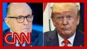 Trump contradicts himself on Giuliani and Ukraine, misleads on Vindman 5