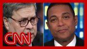 Don Lemon isn't buying Bill Barr's rebuke of Trump 5
