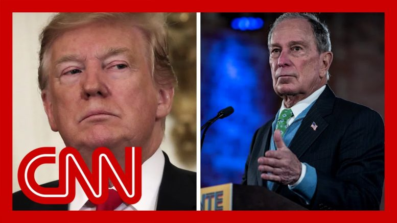 Trump and Bloomberg used to be friends. Now they are waging political war 1