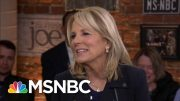 Jill Biden: As First Lady, I'd Get Rid Of Betsy DeVos | Morning Joe | MSNBC 5