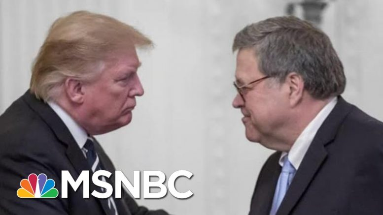 Baker: Rebuke Of Barr And Trump By Stone Prosecutors' Like A 'Thunderbolt'   The 11th Hour   MSNBC 1