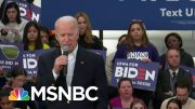 Senior Adviser To Joe Biden: He 'Is Talking About Being Commander-In-Chief' | MSNBC 4