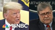 'Do You Want A President Picking On Judges?' | Morning Joe | MSNBC 4