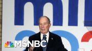 Rev. Barber: Why Michael Bloomberg Apology Isn't Enough | Morning Joe | MSNBC 3