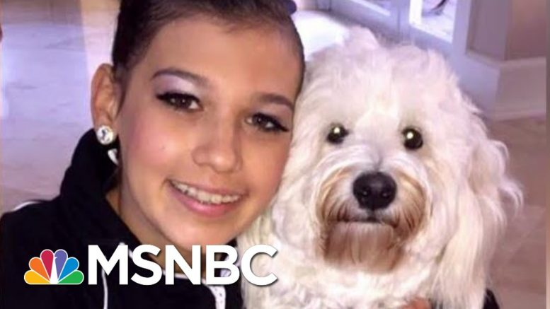 'The Life Of Those You Love Is Worth The Fight' | Morning Joe | MSNBC 1