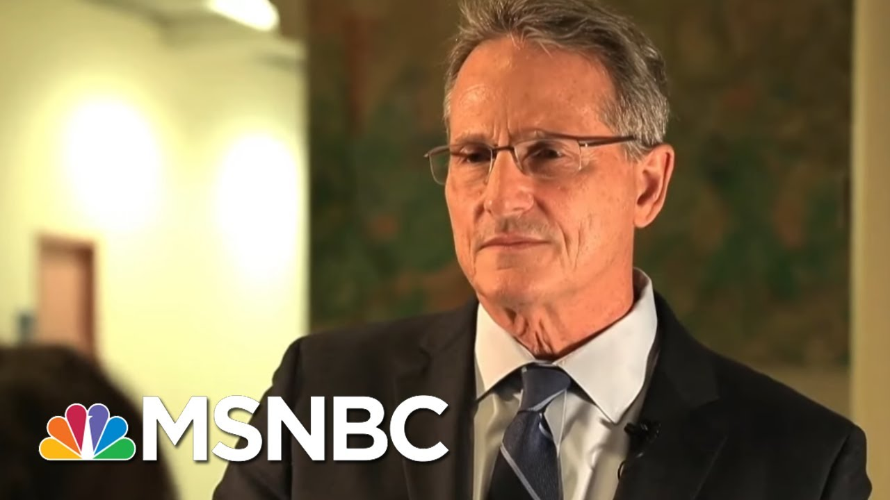 New York City Prepares For The Coronavirus   Morning Joe   MSNBC 5