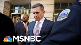 Bill Barr Installs Outside Prosecutor To Review Case Against Michael Flynn | Velshi & Ruhle | MSNBC 4