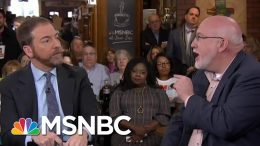 Bernie Sanders Campaign: Election Not 'Currently' Rigged Against Sanders | MSNBC 9