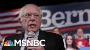 Bernie Sanders Has His Sights Set On Super Tuesday | Deadline | MSNBC 5
