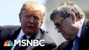 William Barr Reopens Probe Into Michael Flynn's Guilty Plea | Deadline | MSNBC 3
