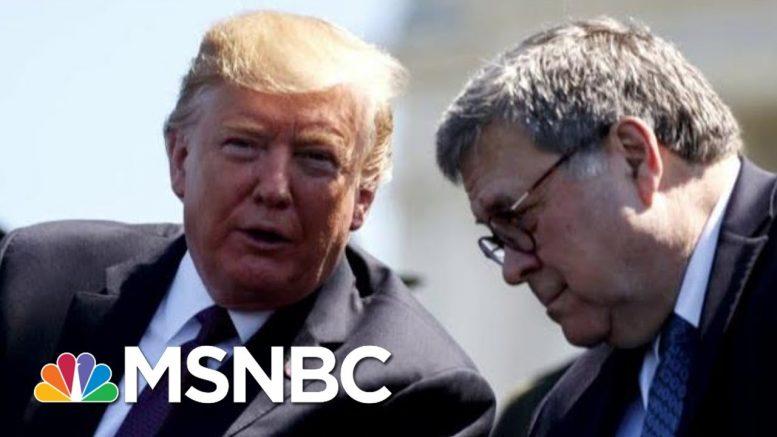 William Barr Reopens Probe Into Michael Flynn's Guilty Plea | Deadline | MSNBC 1