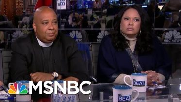 Rev Run From Run-DMC Shares His Secrets To Love And Marriage | The Beat With Ari Melber | MSNBC 4