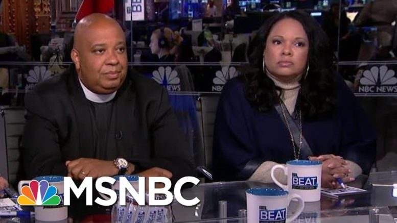 Rev Run From Run-DMC Shares His Secrets To Love And Marriage | The Beat With Ari Melber | MSNBC 1