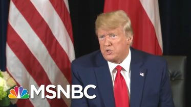 Trump's Pattern: Deny, Then Say It Was Okay To Do All Along | Hardball | MSNBC 4