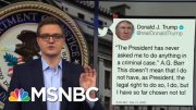 Chris Hayes On How To Check Trump | All In | MSNBC 2