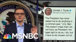 Chris Hayes On How To Check Trump | All In | MSNBC 7