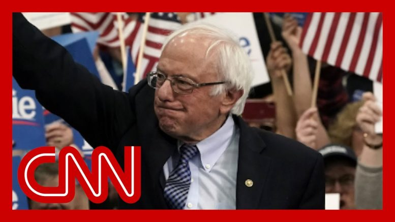 Smerconish: Sanders deserves to be recognized as front-runner 1