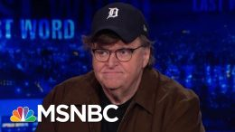 Michael Moore: 'Trump Is Very Beatable' In 2020 | The Last Word | MSNBC 2