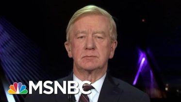 Former GOP Governor Bill Weld: Trump And Barr Are Trashing The Rule Of Law | The Last Word | MSNBC 6