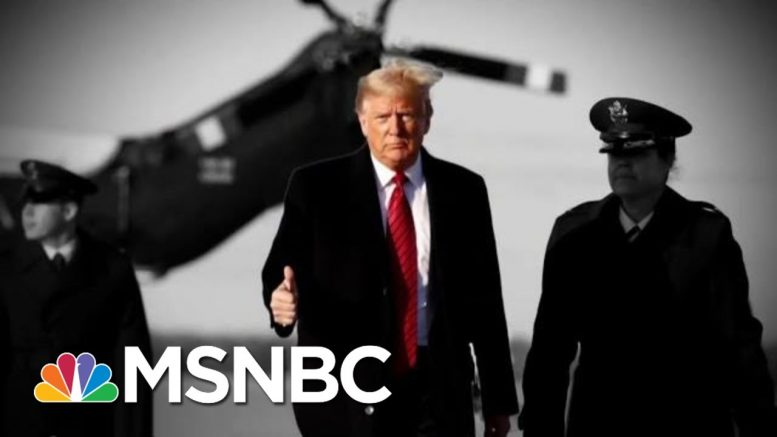 Three Years Into Office, Where Is Trump's Domestic Policy Agenda? | The 11th Hour | MSNBC 1