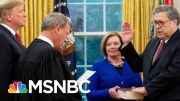 Rule Of Law Already Broken Where It Involves Trump | Rachel Maddow | MSNBC 2