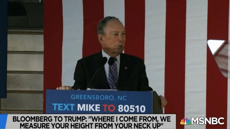 Bloomberg Fires Back Against Trump's Tweets, But Will Other Critiques Hurt His 2020 Chances?| MSNBC 1
