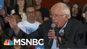 Sanders Campaign: 'We Have Not Cut Any Deals' | MTP Daily | MSNBC 4