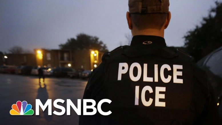 Trump Administration Deploying Tactical Border Patrol Officers To Sanctuary Cities | MSNBC 1
