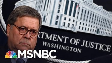 Over 1,100 Former Justice Department Officials Call For Barr To Resign | MSNBC 6